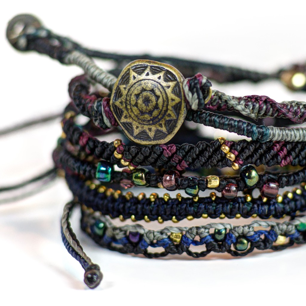 Wakami Earth Bracelet Night – Version 2