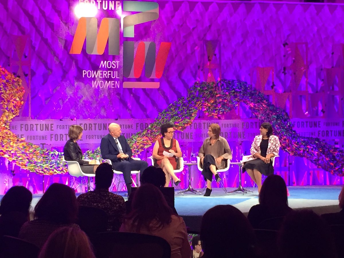 Most Powerful Women Summit 2017: María Pacheco awarded