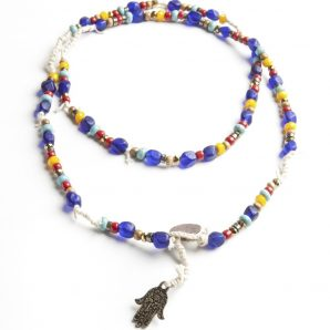 Wakami Amuleti: Protection Necklace WA0366