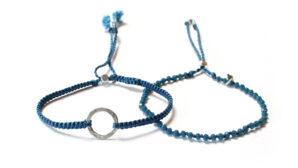 Wakami WA0591-05 Inner Health Balance Aegan armband