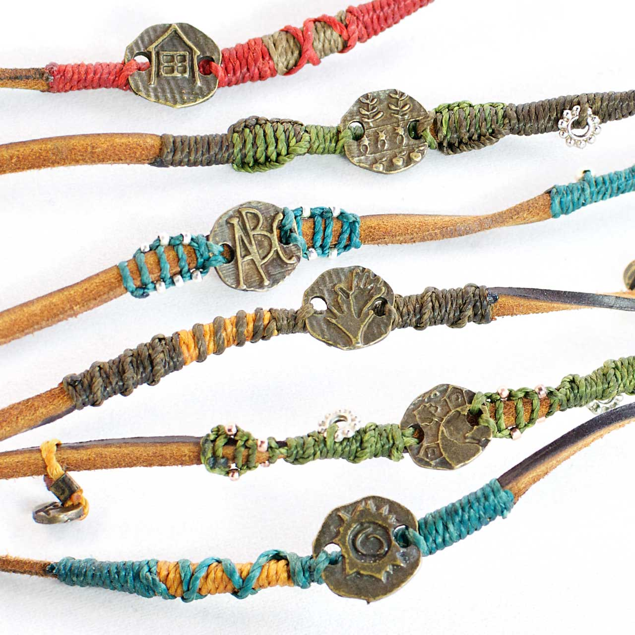 Wakami Dream Bracelet Iäderarmband WA0344