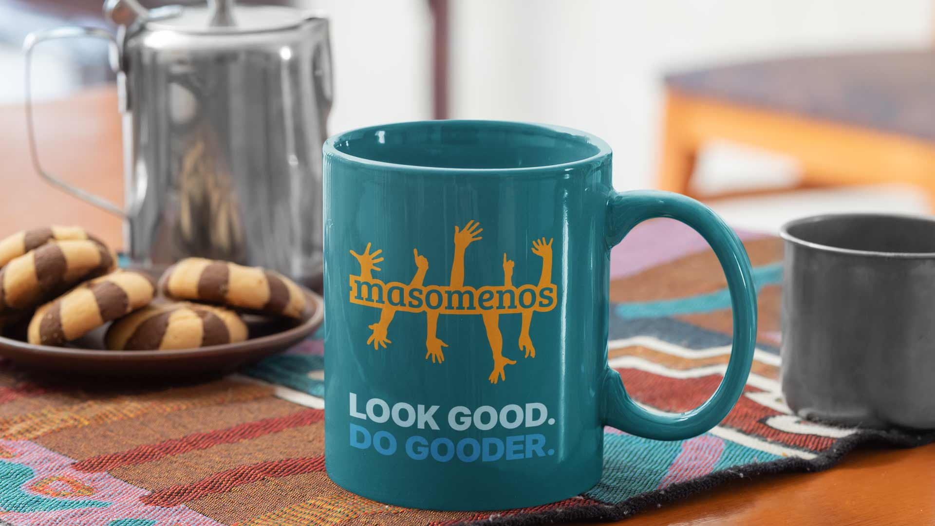 Kakor - gott i lagom mängd, helst ihop med fairtradekaffe!
